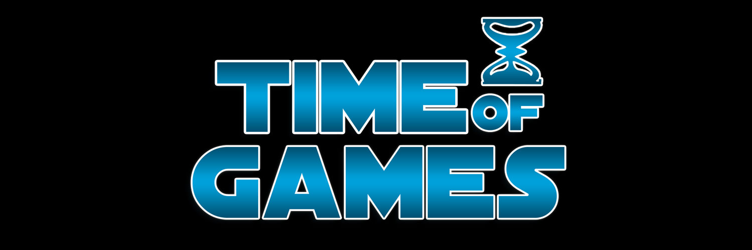 time of games - banner
